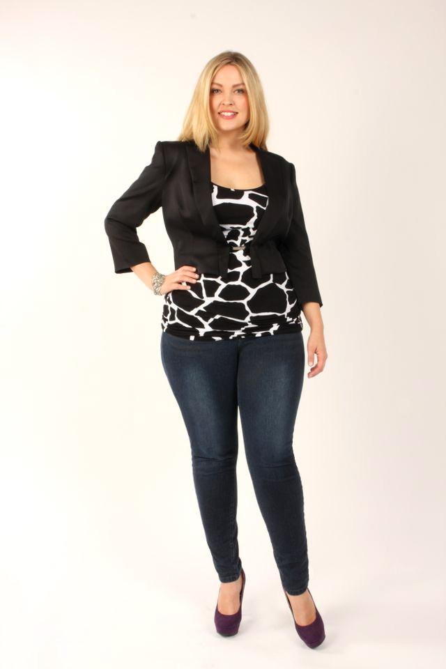 Madison Jacket #plus #size
