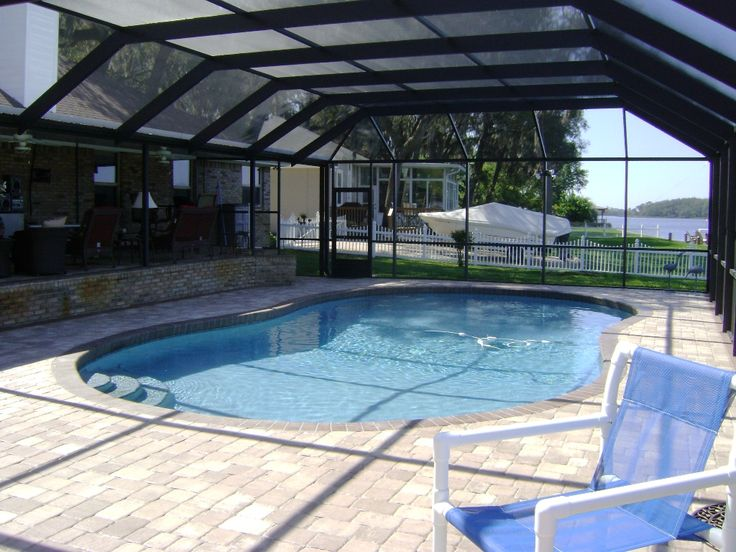 10 Best Pools Screen 39 S Images On Pinterest Screen Enclosures Swimming Pool Enclosures And
