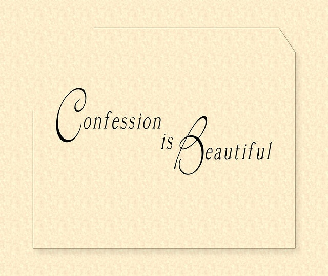 Confession is Beautiful!   Bible on Confession  Compendium of the Catechism of the Catholic Church  Code of Canon Law  John Paul II & Benedict XVI's reflections on the Confession  Saint's reflections on the Sacrament of Penance