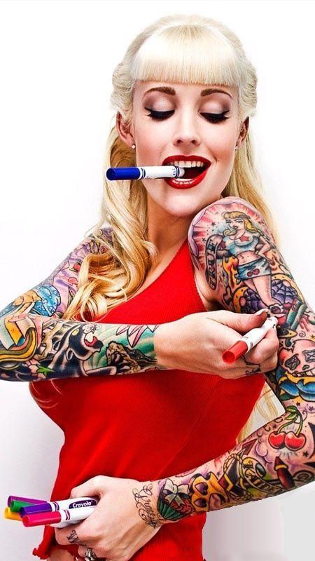 Dall' 8 al 10 febbraio, Milano Tattoo Convention 2013.  #Tattoo #Tatuaggi #Milano