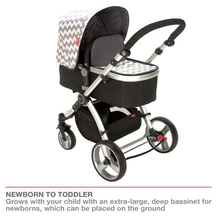 Redsbaby Bounce - The Utlimate All-In-One Stroller/ Pram www.redsbaby.com.au Ultimate style!