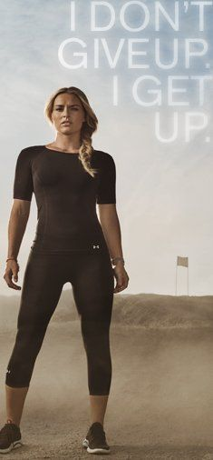Luna's body type (Lindsay Vonn  World Champion Downhill Skier)