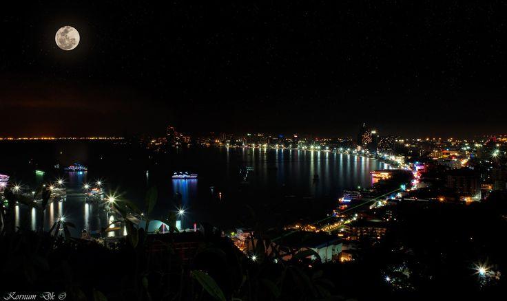 Harbor Night by Bo Kornum on 500px