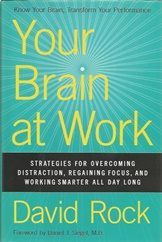 Your Brain at Work - Overcome distraction/ work sm