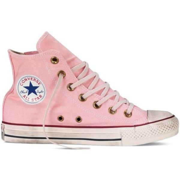 Converse - Chuck Taylor Washed Side Zip - Hi - Foam | See more about Converse Chuck Taylor, Chuck Taylors and Converse.