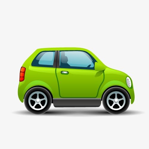Vector Cartoon Car Cartoon Clipart Car Clipart Png And Vector