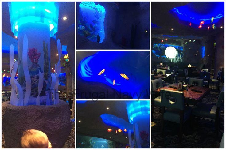 Aquarium Restaurant Room Pictures