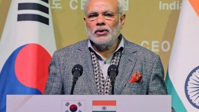 Narendra Modi: India's 'social media' PM