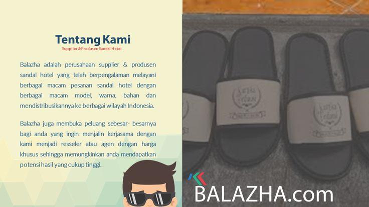 supplier sandal hotel murah di Jakarta telah berpengalaman melayani pesanan sandal hotel ke berbagai wilayah Indonesia dengan kualitas & harga terbaik yang sangat terjangkau.