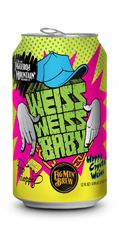 Weiss Weiss Baby (Hopped): All right stop, collaborate and listen…Inspired by the German roots of the Dietenhofers, and their knowlege  of early 1990s hip-hop lyrics, Weiss Weiss Baby is a light-bodied filtered Crystal Weiss beer filled with aromas of tropical fruit, . Enjoy this refreshing beer on a warm summer day.  4.9% ABV 40 IBU