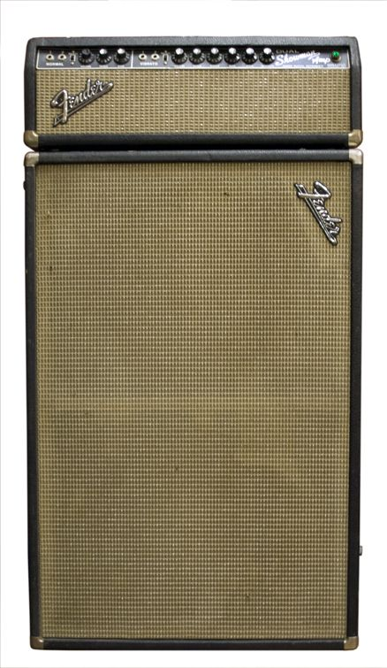 Fender Showman | Class of 67 Vintage Guitars: 1965 Fender Dual Showman