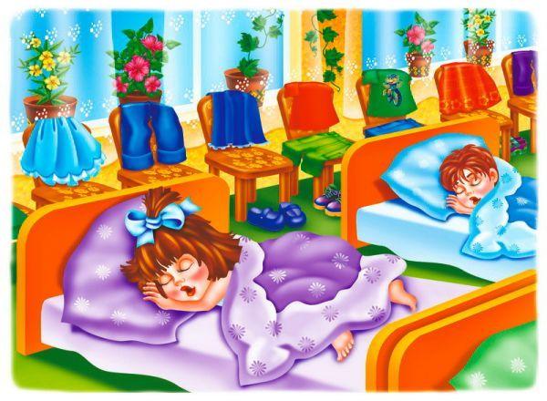 Режим дня для всестороннего развития детей дошкольного возраста и подготовки их к обучению в школе - МБДОУ Детский сад №18