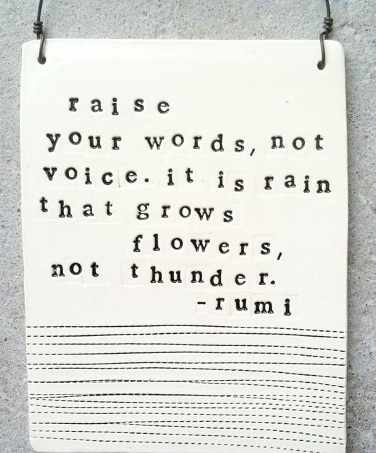 Thoughts, Thunder, Remember This, Inspiration, Wisdom, So True, Rumi Quotes, Rain, Growing Flower