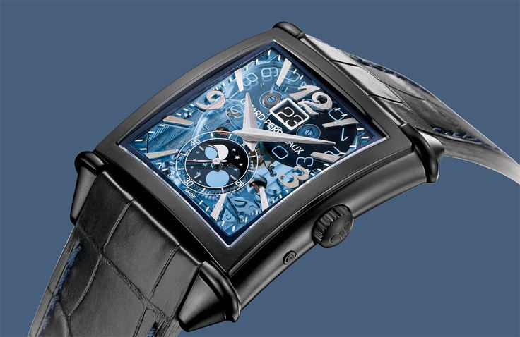 Girard-Perregaux Vintage 1945 XXL Large Date and Moon Phases