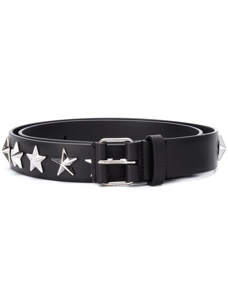 Givenchy ceinture à étoiles métalliques