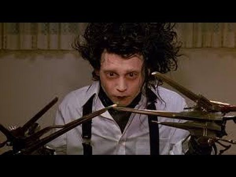 Edward Scissorhands 1990 HD Full Movie