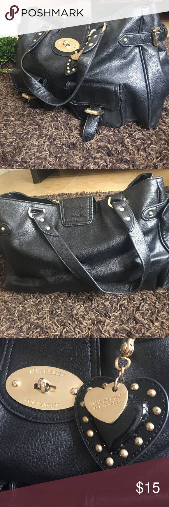 Mulberry for target purse Used . Good condition, Please see pics Mulberry for Target Bags Shoulder Bags