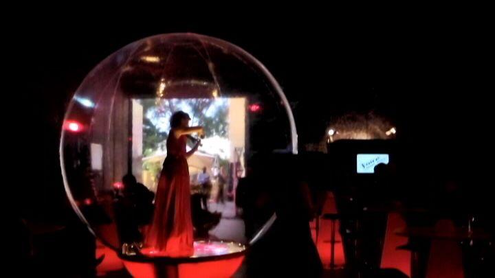 Violin , Violin in The Bubble, Electric Violin in The Bubble , Kristel , Kristel Birkholtz, Music, Corporate Music Entertainment