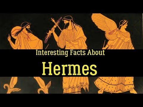25 Interesting Facts About Hermes – The Greek Messenger God