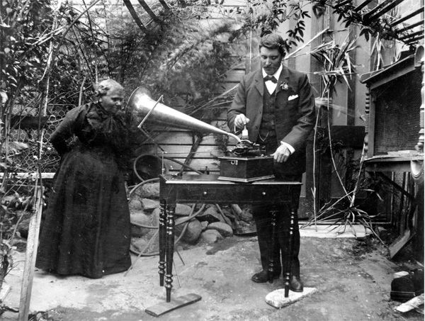 Recording one of the last Tasmanians