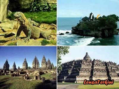 7 Keajaiban Dunia Yang Terdapat di Indonesia   LensaTerkini