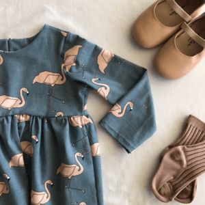 Childrenswear and Swaddles -Sew Blush Label is run by two mamas from a small town in south-west Western Australia who decided to share their love for sewing and creating pieces for their little ones with other mums out there in the most affordable way possible.