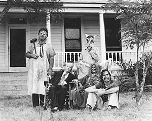 The Sawyer family of Texas Chainsaw Massacre 1974