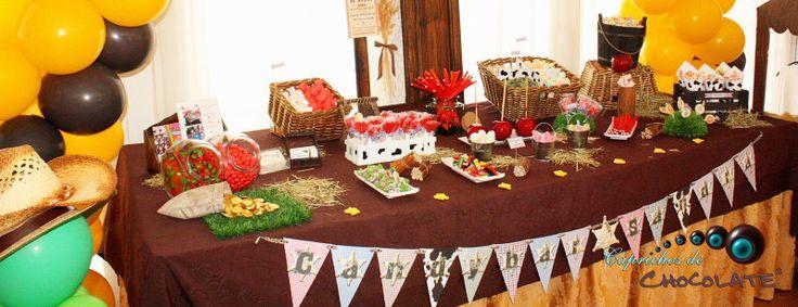 Decoracion fiesta vaquera adultos buscar con google - Decoracion para fiesta adultos ...