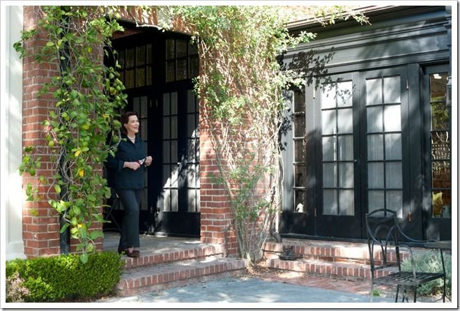 Red Brick Homes With Black Window Trim Love This Black