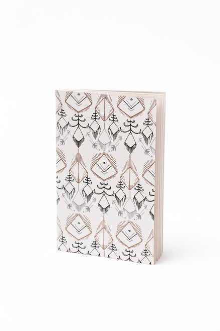 $6 Uzma Recycled Paper Journal - Supporting women in N. India