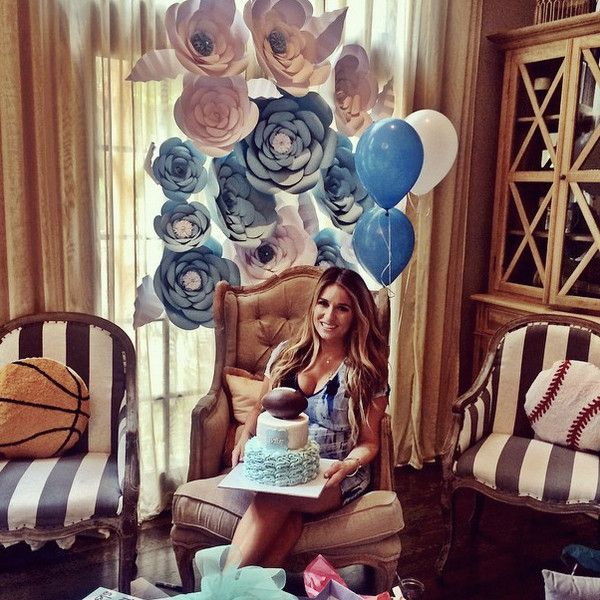Pregnant Jessie James Decker Celebrates Beautiful Baby Shower for Her Upcoming Boy?All the Details!