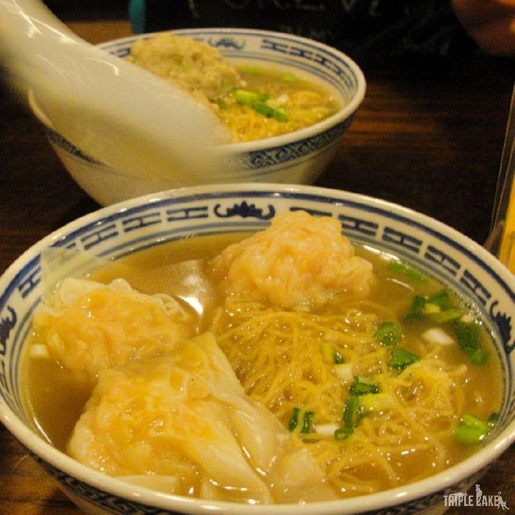 Noodle, Hong Kong