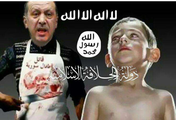 O iktidar olmak için sadece papaz elbisesi giymekle yetinmedi, Ortadoğu'da, batının iblisi olarak, Müslüman kanıda döktü