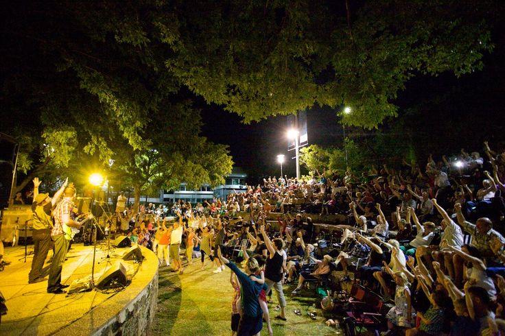 Limestone Concert 2013