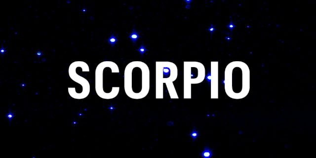 Scorpio Monthly Horoscope (July) 2017