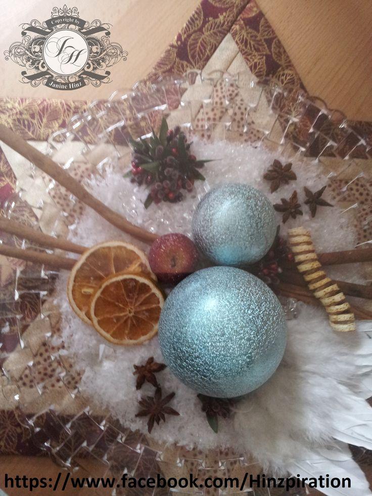 Tischdeko weihnachten 2012  Weihnachten 2012 - Tischdeko: Eis & Schnee | Weihnachten | Pinterest