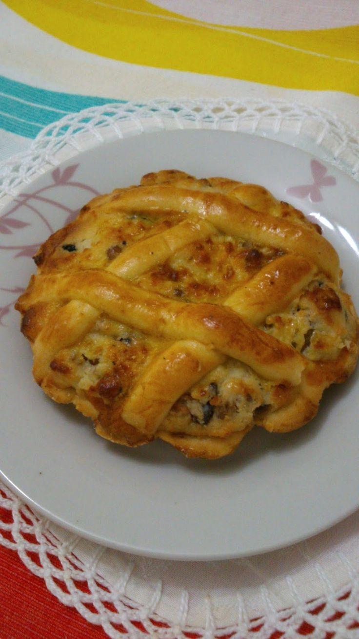 Blog da Dona Sonia (Suné): TORTA DE RICOTA E TORTA DE MORANGOS