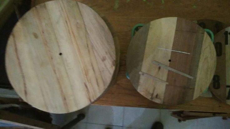 Timpakul Wood Clock Productions