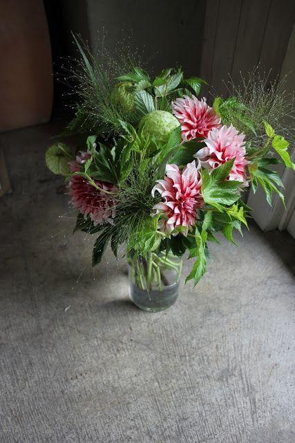 名古屋市千種区のお花屋さん「カドゥ」さんより。