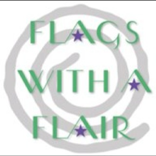 Flags With A Flair- Los Alamitos,California