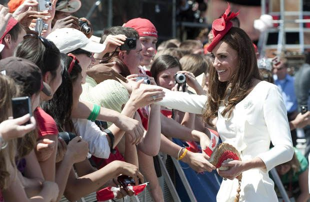 Friday July 1: The Duke and Duchess will take part in a ceremony at the Canadian Museum of Civilization for Citizenship. They will later attend the official Canada Day noon and evening shows.
