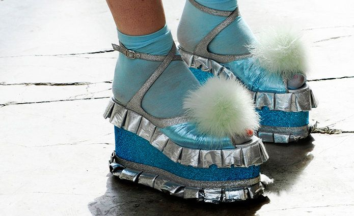 zapatos feos | Los zapatos más feos de la historia