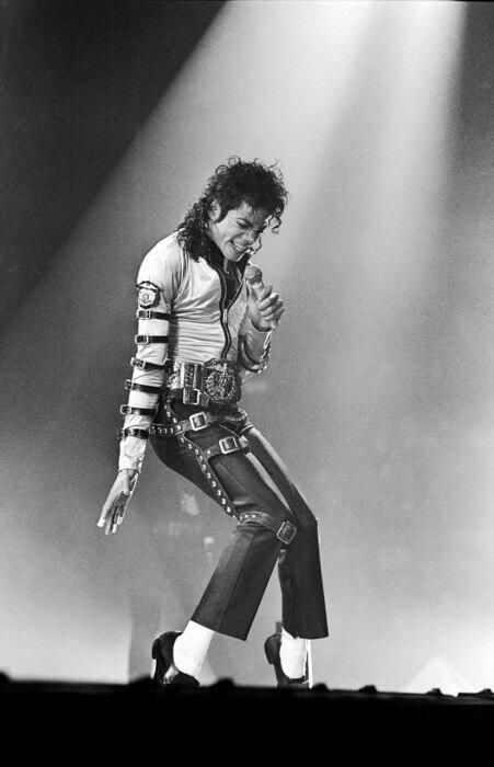 """Dancing is important, like laughing, to back off tension. Escapism...it's great."" ~#MJ #XscapeNewAlbum #MJXSCAPE http://t.co/9KlFRirCXl Embedded image permalink"