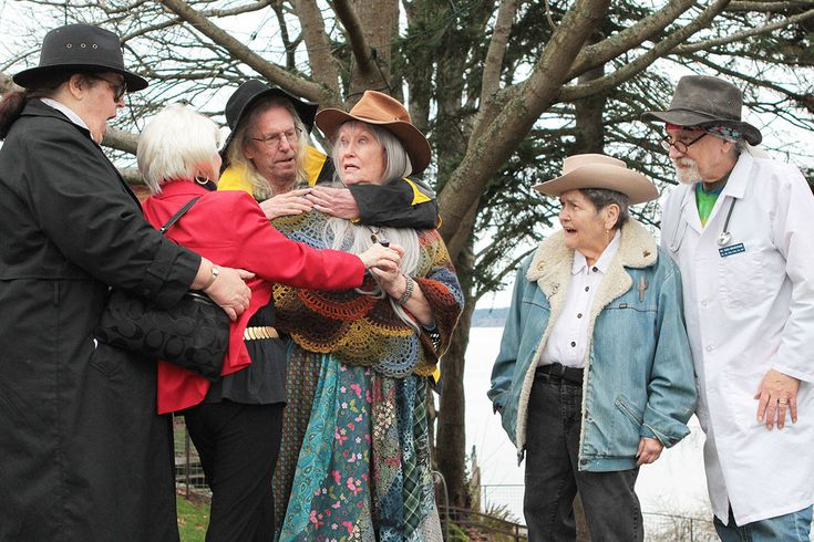 "It's a ""Whale of a Tale"" in Langley Feb. 24-25 
