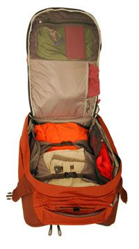 osprey meridian 22 travel backpack