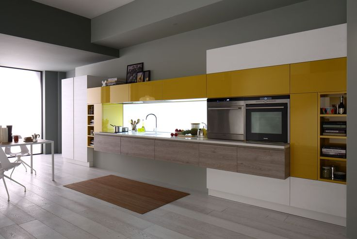 Kitchen designs with islands for small kitchens - Cucina Arrex Modello Sole Arcobaleno Arrex Le Cucine