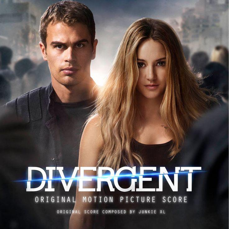 Divergent: Original Motion Picture Score by Junkie XL
