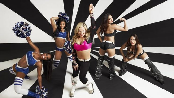 """'Total Divas' 501 Love triangles & John Cena - https://movietvtechgeeks.com/total-divas-501-love-triangles-john-cena/-On tonight's season premiere of """"Total Divas,"""" backstage at RAW, Dolph Ziggler and Nikki Bella talked about their previous romantic relationship. Dolph tried to convince Nikki to give him another chance because now he can give her the things she wants, like a husband."""