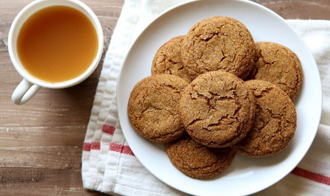 These Sweet Sorghum Spice Cookies taste like a happy holiday memory! A simple spice combination pairs with sorghum syrup instead of molasses for a new spin on a traditional favorite, nabbing third place in our cookie contest for Sarah W. Print RecipeSweet Sorghum Spice Cookies Prep Time: 20 minutesCook Time:Get the Recipe