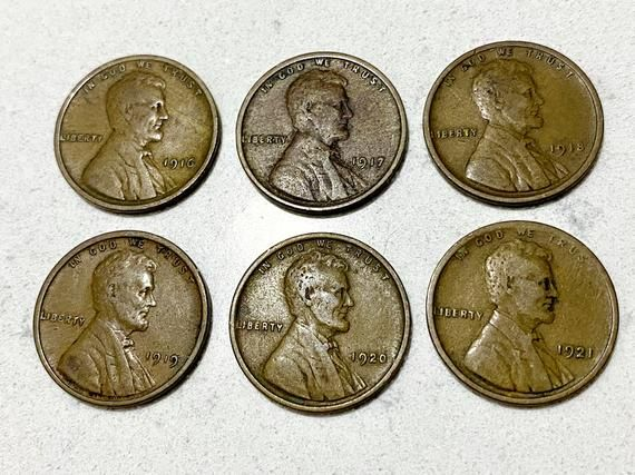 1936-S Lincoln Wheat Cent in Very Good VG Condition ~ $20 ORDERS SHIP FREE!